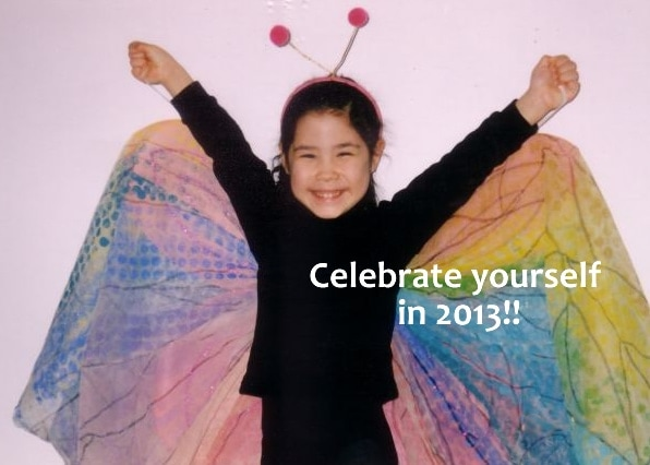 Celebrate Yourself in 2013