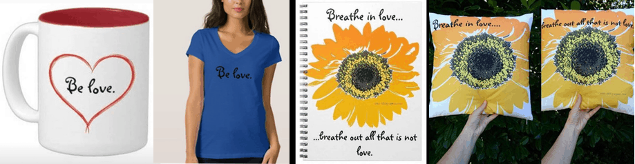 Abby Wynne on Zazzle - six steps to wellness