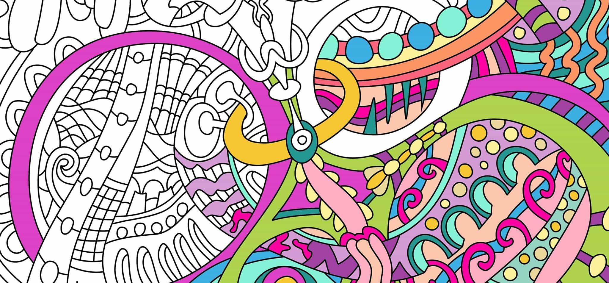 Colouring is Good for your Soul – Guest Blog Post by Angie Grace