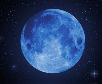 What does a blue moon mean, and does it matter anyway?
