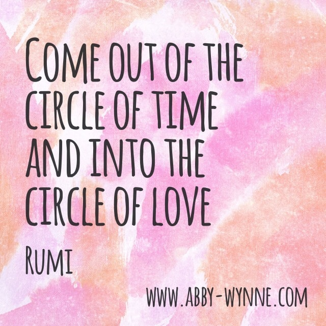 The Circle of Love is more Powerful than Time