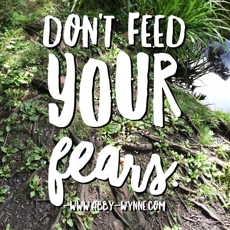 Clearing Fears