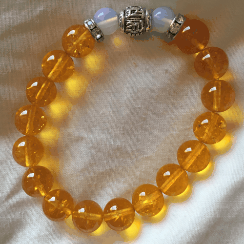 Citrine - Powerful Manifestor