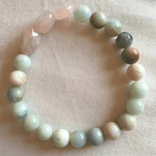 Distance Healing Session With Prescription Crystal Bracelet