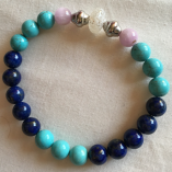 Turquoise and Lapis Lazuli - Clear Communication
