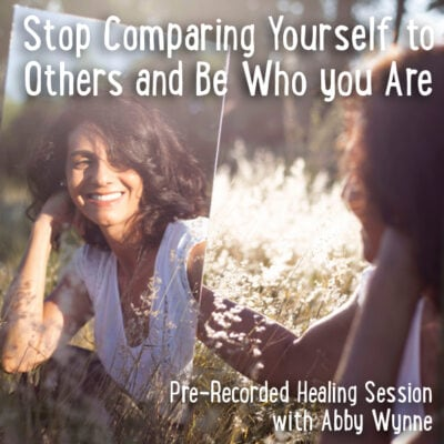 Stop Comparing Yourself to Others and Be Who You Are
