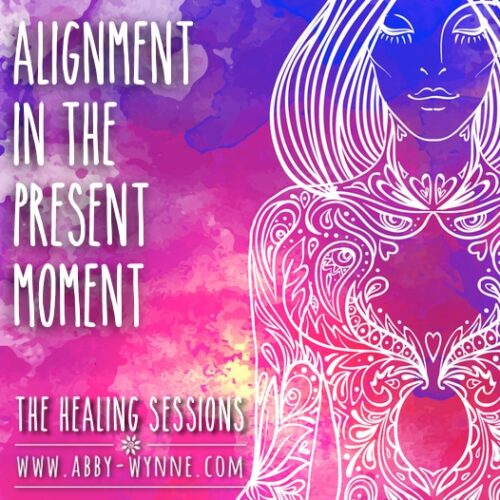 Alignment in the present moment