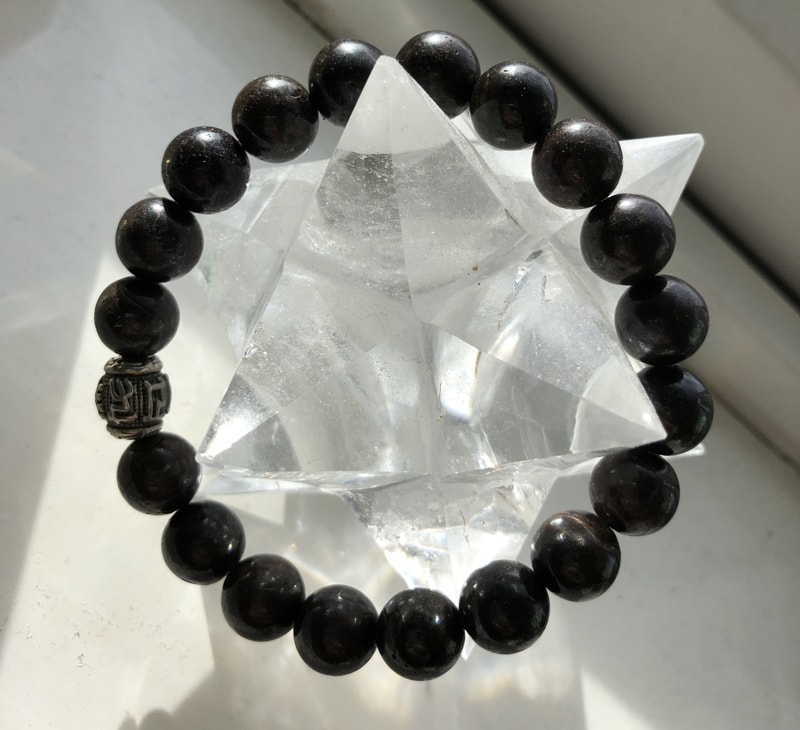 b1d7c06e77e Crystal Healing Bracelet made just for you by Abby Wynne