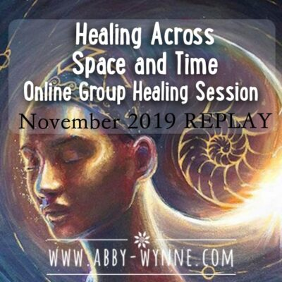 Healing Across Space and Time